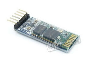 Bluetooth Slave UART Board