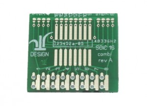 Adapter PCB SOIC16