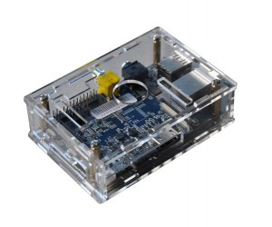 Banana pi acrylic box