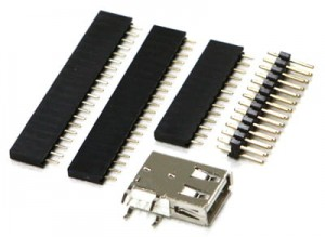 W Connector Pack for ODROID-W