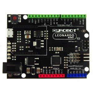 DFRobot Leonardo with Xbee socket