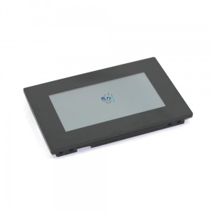 NX8048K070_011C: 7.0'' Nextion Enhanced HMI Capactive Multi-Touch Display with enclosure