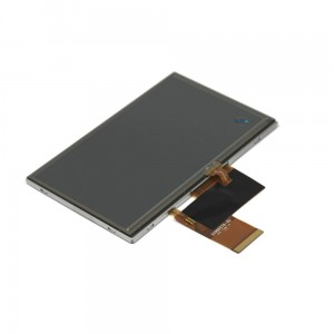 "5"" inch 480x272 TFT LCD Display + Touch Panel, Standard 40 PIN AT050TN33"
