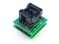 Programmer Adapter for SOP8/SO8/SOIC8 package