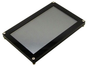 "5"" Graphical LCD Touchscreen, 480x272, SPI, FT800"