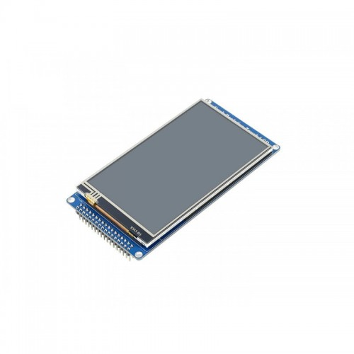 4inch resistive touch lcd