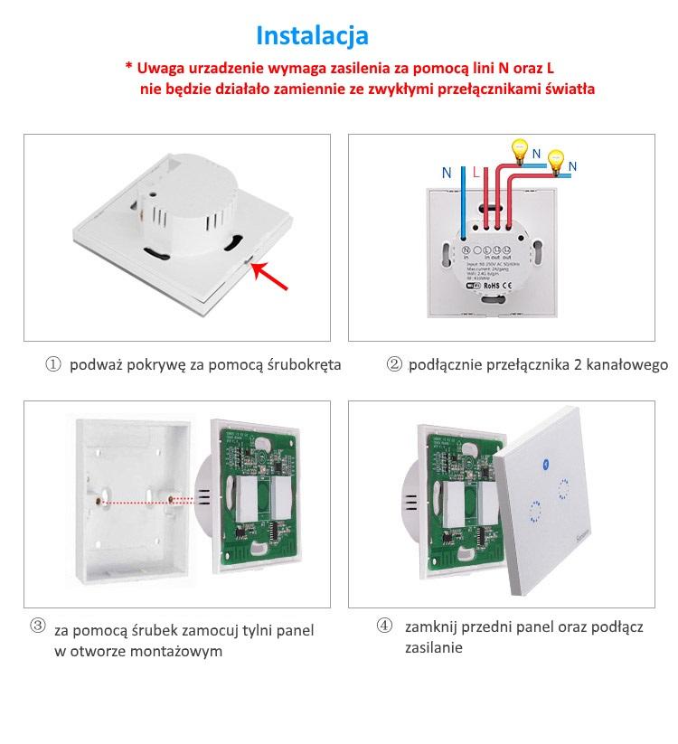 Jak podłączyć trzy-kierunkowy włącznik światła