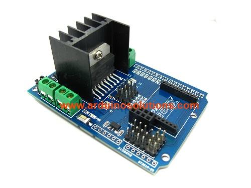 Motor Shield of Arduino/pcDuino - LinkSprite