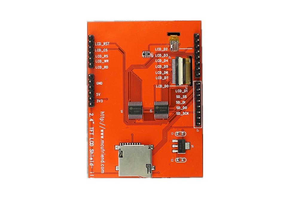 28 TFT Touch Shield - Adafruit - Adafruit Industries