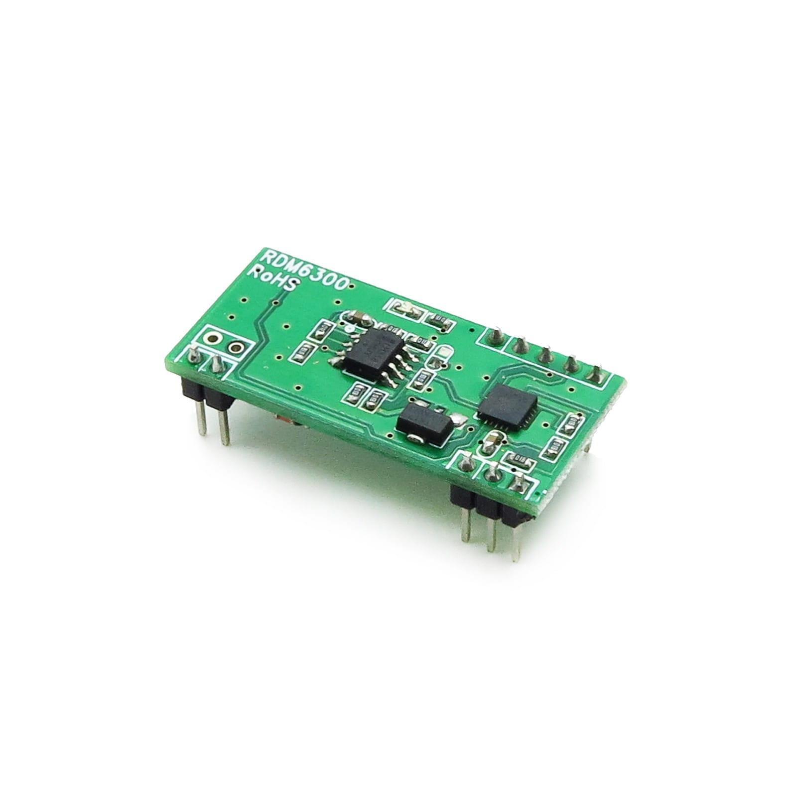 SIM Card Reader - Microcontroller Project Circuit