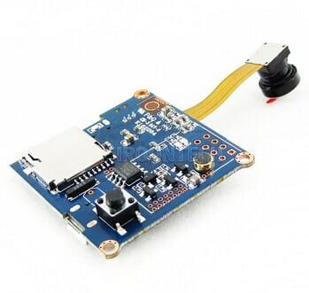 BPI-D1 open-source IP camera