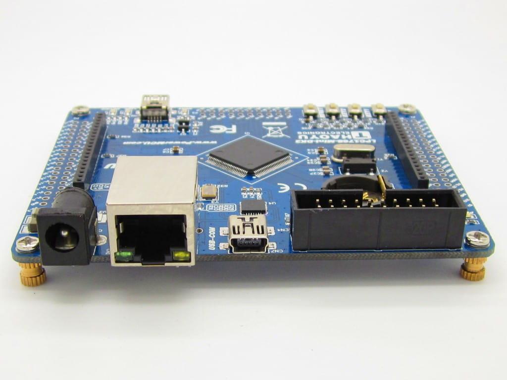 LPC1768-Mini-DK2 Development board + 2 8