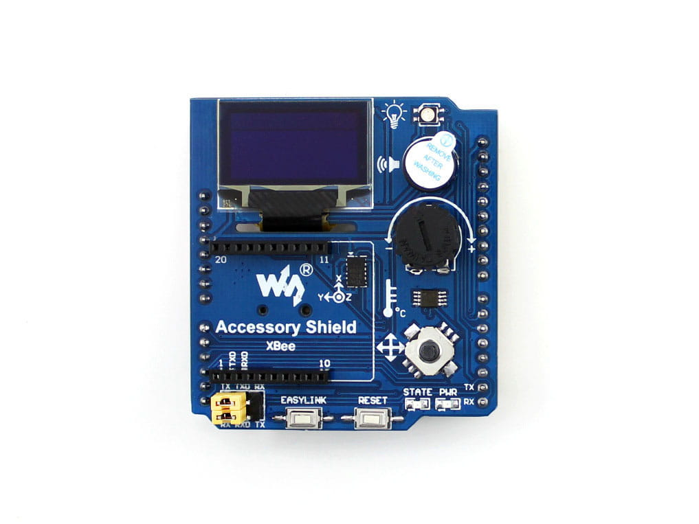 ACCELEROMETER 3 AXIS WITH MMA7361L