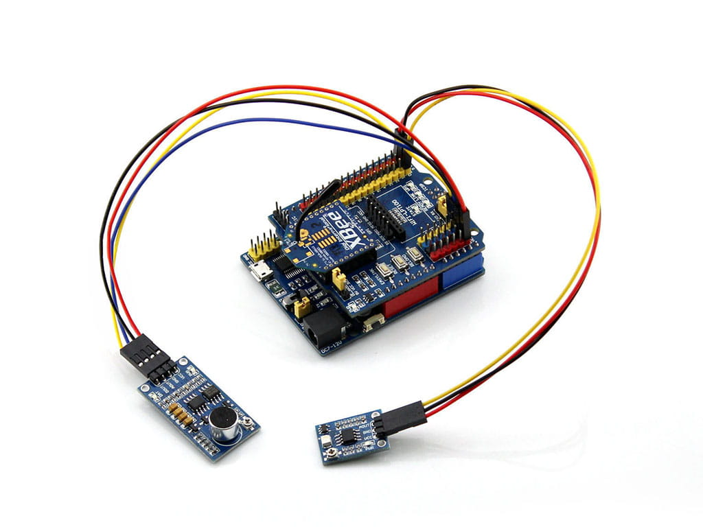 lucadentellait Current sensor with Arduino