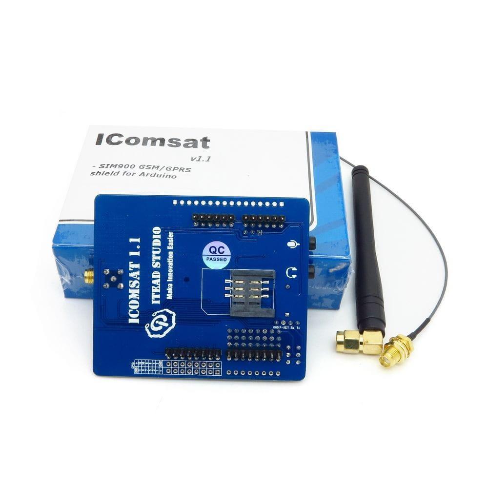 GPRS/GSM Quadband Module for Arduino and